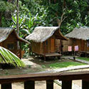 Bohol Nipa Huts Location
