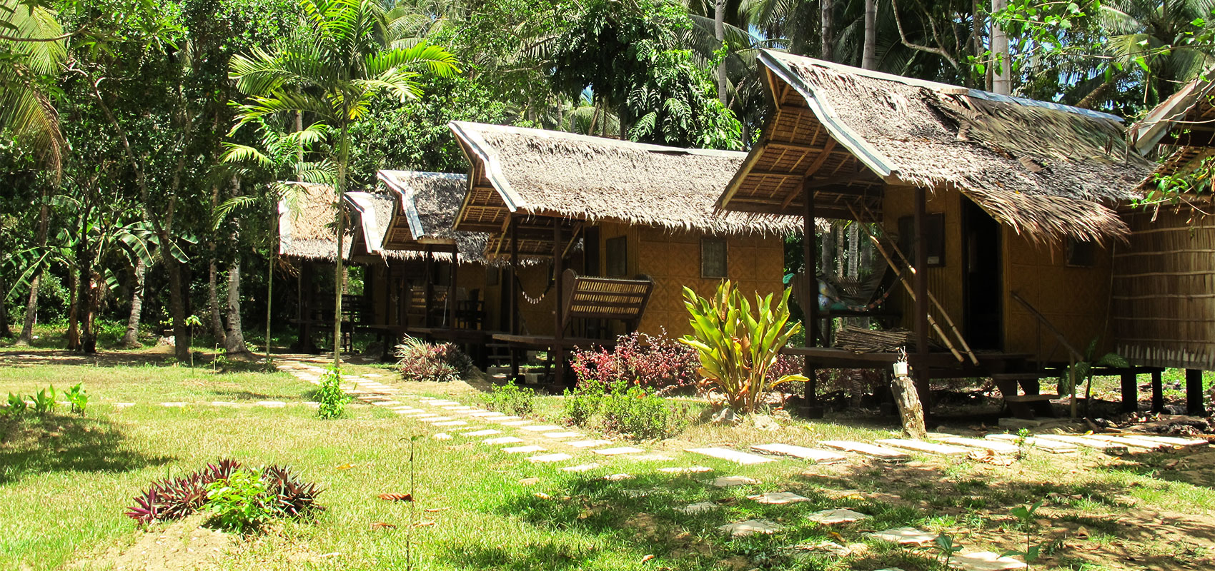 Native Huts