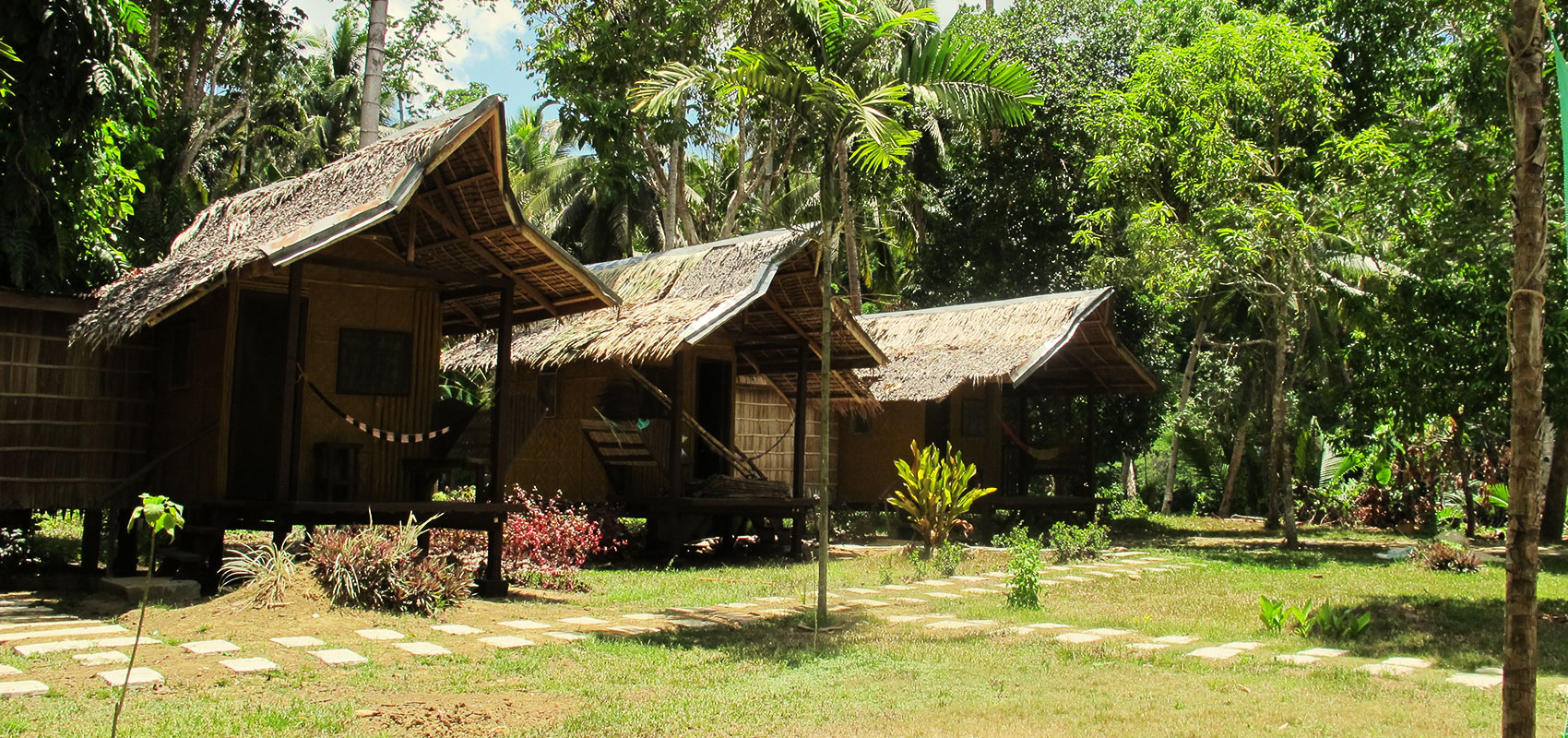 Dorm Rooms Nipa Huts